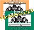 Order Driver's Daily Vehicle Inspection Report - Personalized